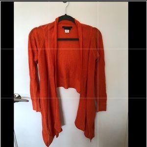 BCBG Cardigan Sweater, size XS/S